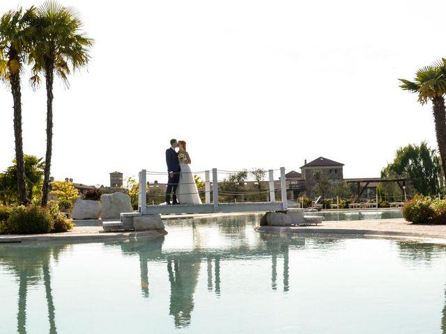 Il matrimonio di Andrea e Mariarosa a Pozzolengo, Brescia 11