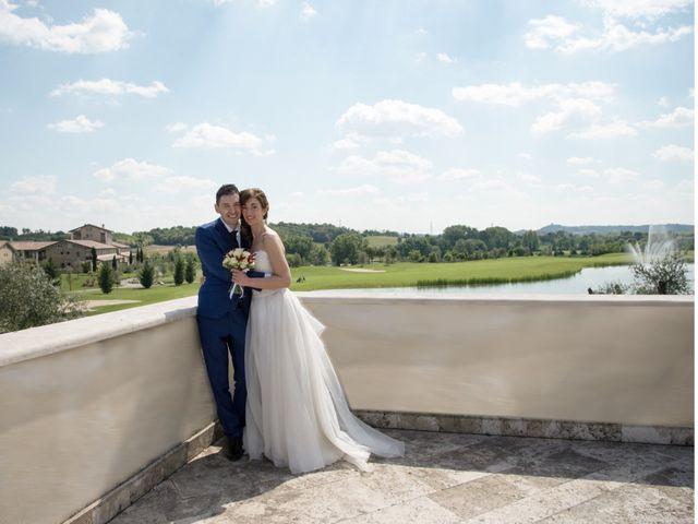 Il matrimonio di Andrea e Mariarosa a Pozzolengo, Brescia 13