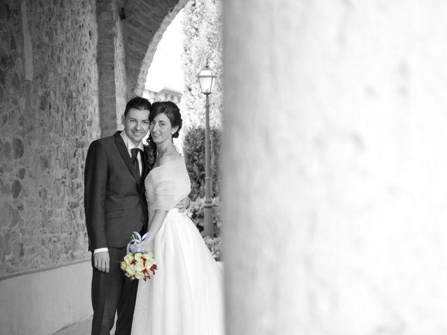 Il matrimonio di Andrea e Mariarosa a Pozzolengo, Brescia 15