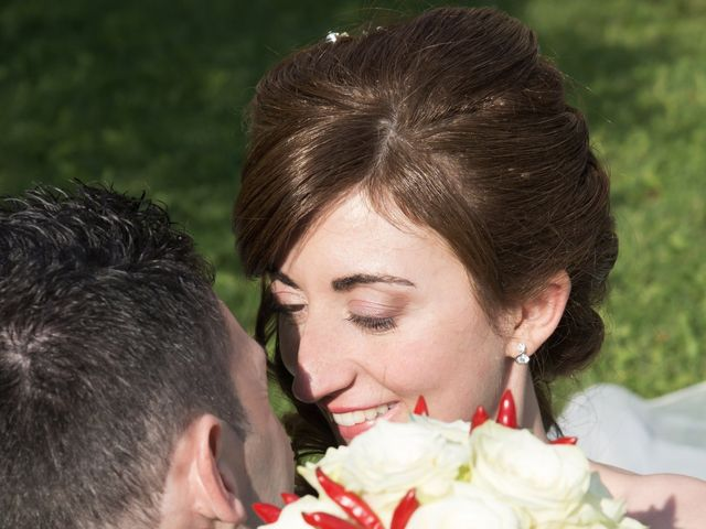 Il matrimonio di Andrea e Mariarosa a Pozzolengo, Brescia 17