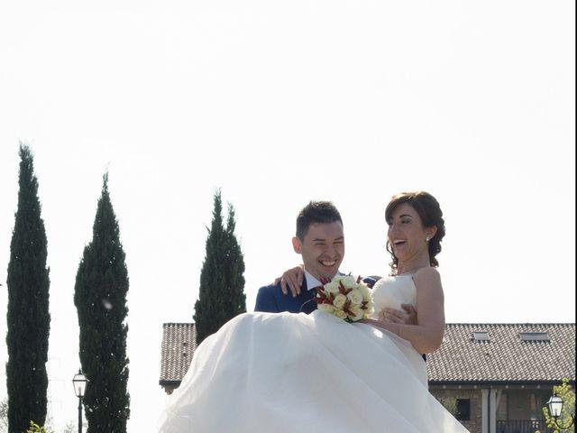 Il matrimonio di Andrea e Mariarosa a Pozzolengo, Brescia 18
