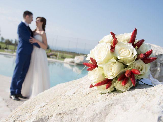 Il matrimonio di Andrea e Mariarosa a Pozzolengo, Brescia 20