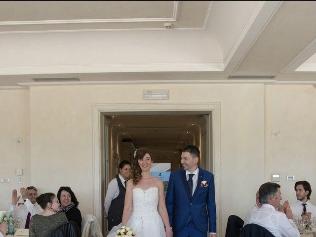 Il matrimonio di Andrea e Mariarosa a Pozzolengo, Brescia 23