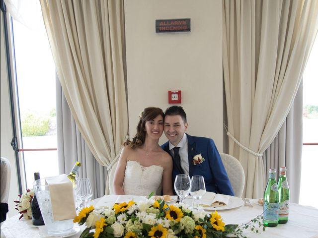 Il matrimonio di Andrea e Mariarosa a Pozzolengo, Brescia 24
