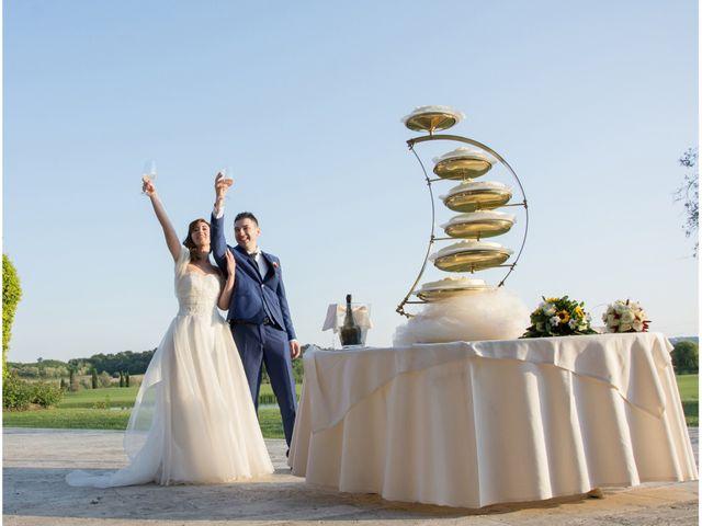 Il matrimonio di Andrea e Mariarosa a Pozzolengo, Brescia 25