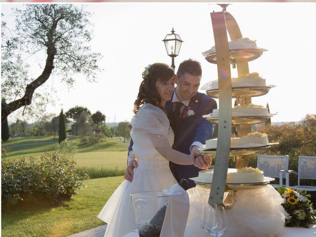 Il matrimonio di Andrea e Mariarosa a Pozzolengo, Brescia 26