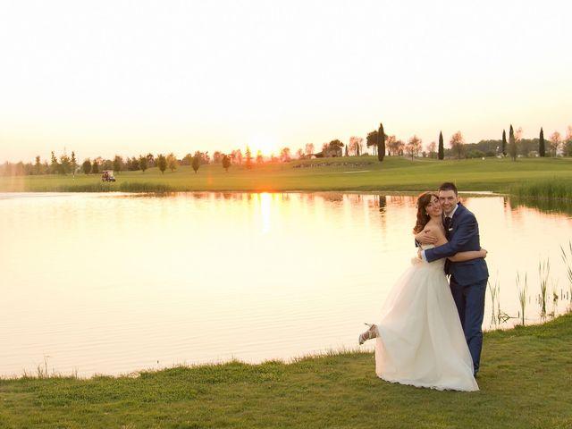 Il matrimonio di Andrea e Mariarosa a Pozzolengo, Brescia 30