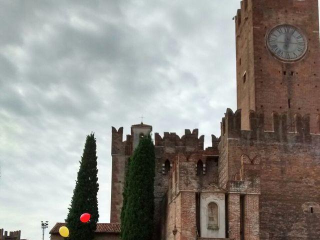 Il matrimonio di Andrea e Marta a Villafranca di Verona, Verona 8