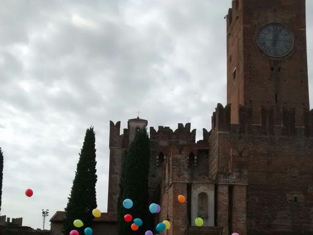Il matrimonio di Andrea e Marta a Villafranca di Verona, Verona 9