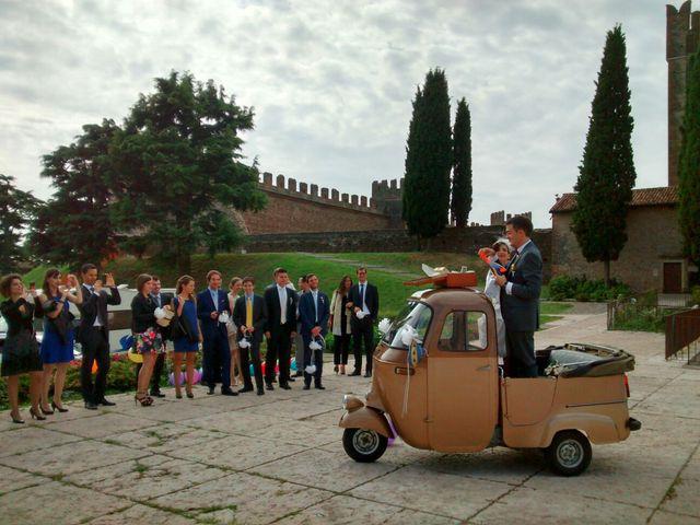 Il matrimonio di Andrea e Marta a Villafranca di Verona, Verona 10