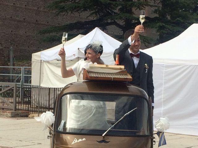 Il matrimonio di Andrea e Marta a Villafranca di Verona, Verona 11