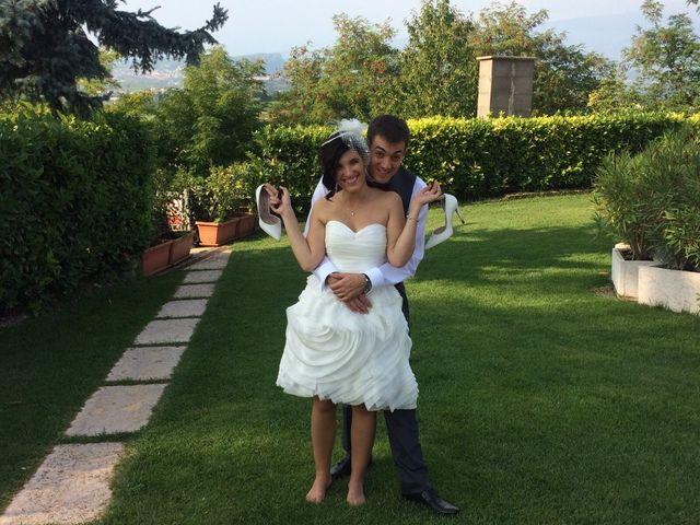 Il matrimonio di Andrea e Marta a Villafranca di Verona, Verona 14