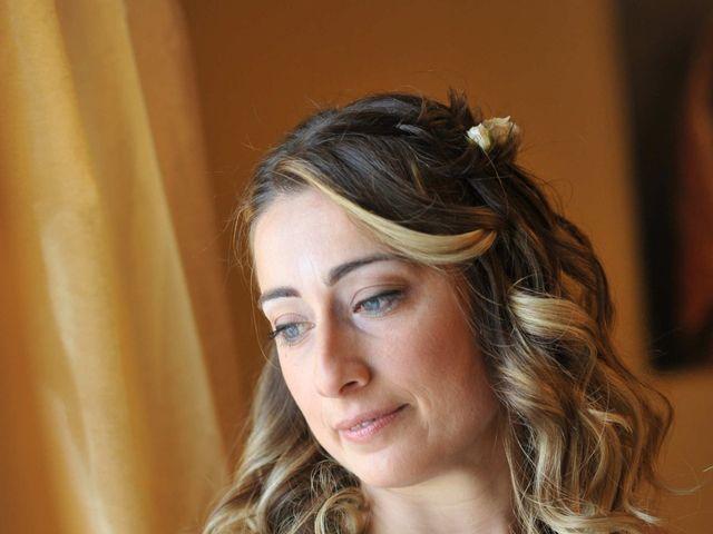Il matrimonio di Stefano e Valentina a Pieve a Nievole, Pistoia 13