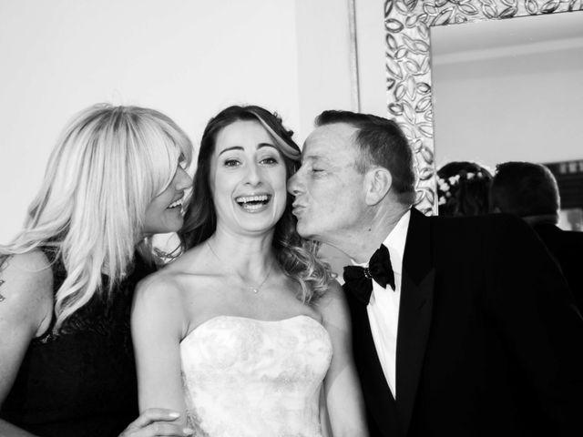 Il matrimonio di Stefano e Valentina a Pieve a Nievole, Pistoia 16