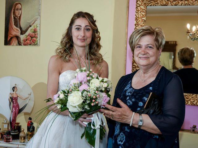 Il matrimonio di Stefano e Valentina a Pieve a Nievole, Pistoia 18
