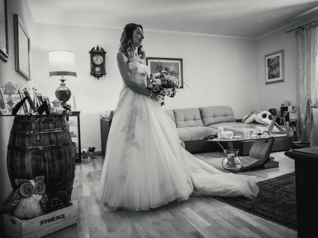 Il matrimonio di Stefano e Valentina a Pieve a Nievole, Pistoia 19