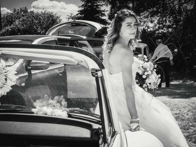 Il matrimonio di Stefano e Valentina a Pieve a Nievole, Pistoia 22