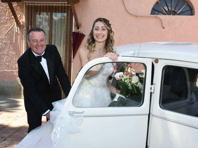 Il matrimonio di Stefano e Valentina a Pieve a Nievole, Pistoia 25