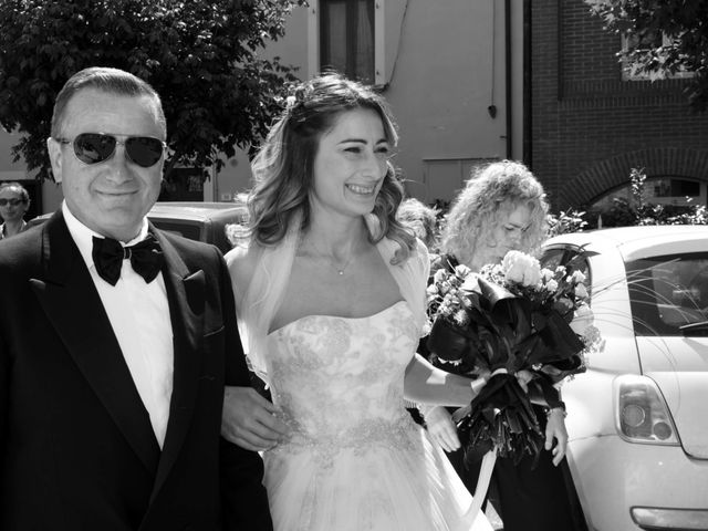 Il matrimonio di Stefano e Valentina a Pieve a Nievole, Pistoia 47