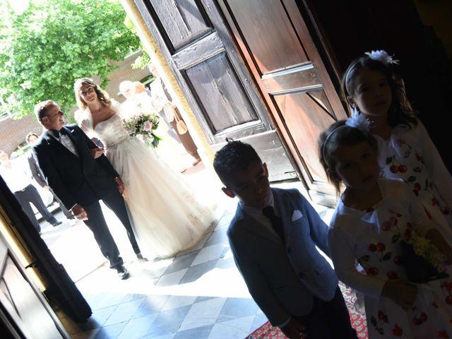 Il matrimonio di Stefano e Valentina a Pieve a Nievole, Pistoia 53