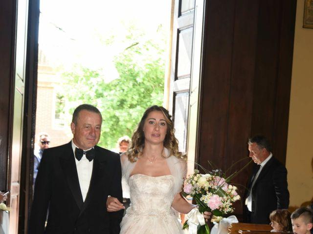 Il matrimonio di Stefano e Valentina a Pieve a Nievole, Pistoia 55