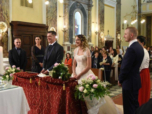 Il matrimonio di Stefano e Valentina a Pieve a Nievole, Pistoia 57