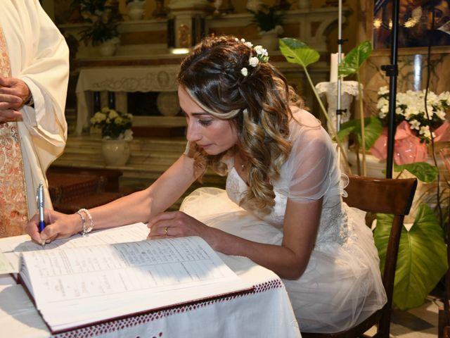 Il matrimonio di Stefano e Valentina a Pieve a Nievole, Pistoia 70