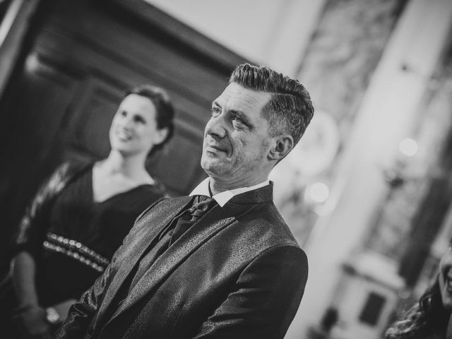 Il matrimonio di Stefano e Valentina a Pieve a Nievole, Pistoia 77