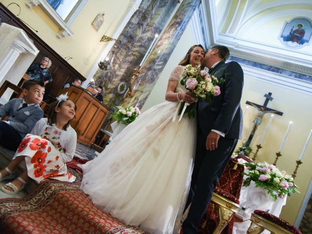Il matrimonio di Stefano e Valentina a Pieve a Nievole, Pistoia 78
