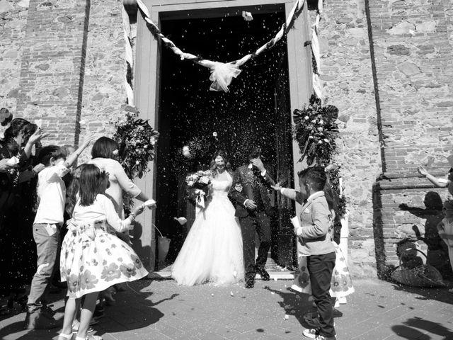 Il matrimonio di Stefano e Valentina a Pieve a Nievole, Pistoia 86