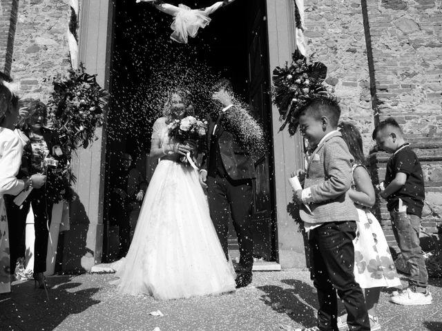 Il matrimonio di Stefano e Valentina a Pieve a Nievole, Pistoia 88