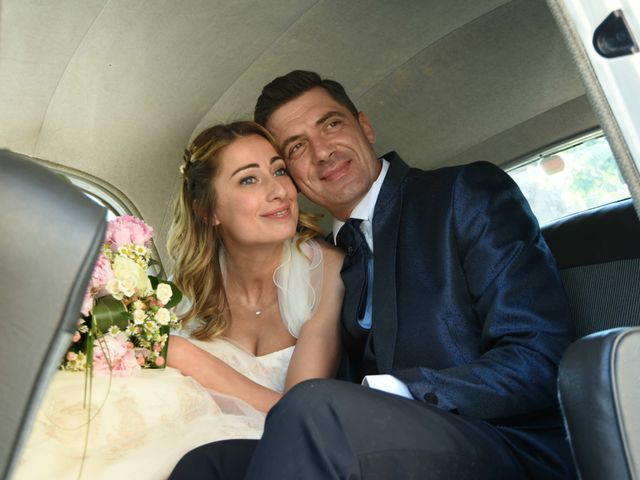 Il matrimonio di Stefano e Valentina a Pieve a Nievole, Pistoia 93