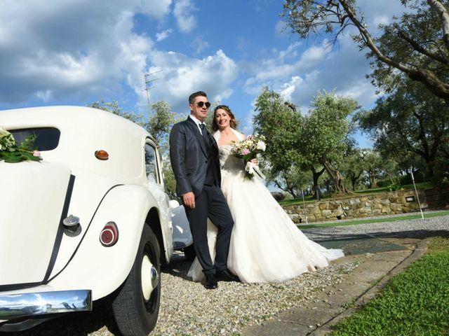 Il matrimonio di Stefano e Valentina a Pieve a Nievole, Pistoia 97