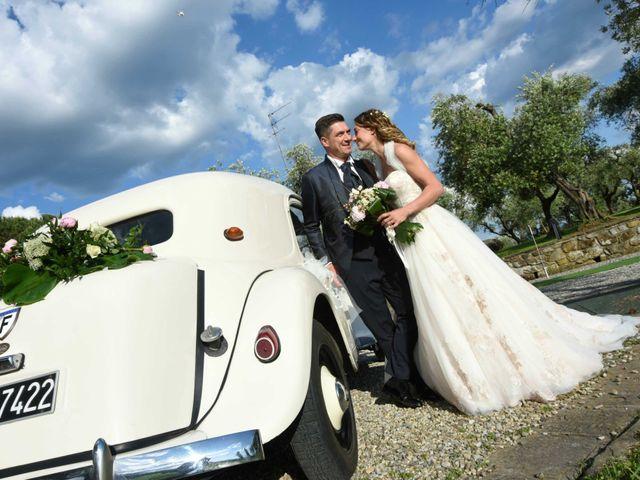 Il matrimonio di Stefano e Valentina a Pieve a Nievole, Pistoia 99