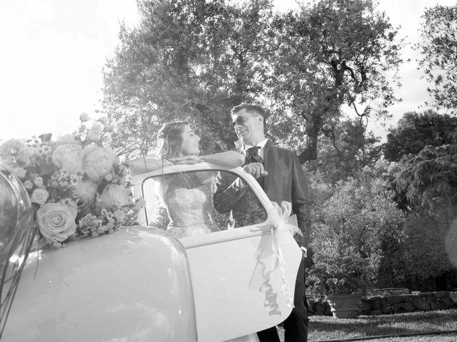 Il matrimonio di Stefano e Valentina a Pieve a Nievole, Pistoia 100