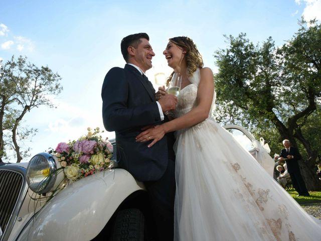 Il matrimonio di Stefano e Valentina a Pieve a Nievole, Pistoia 101