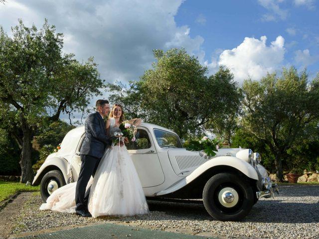 Il matrimonio di Stefano e Valentina a Pieve a Nievole, Pistoia 102