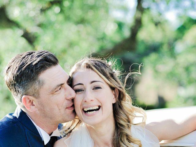 Il matrimonio di Stefano e Valentina a Pieve a Nievole, Pistoia 104