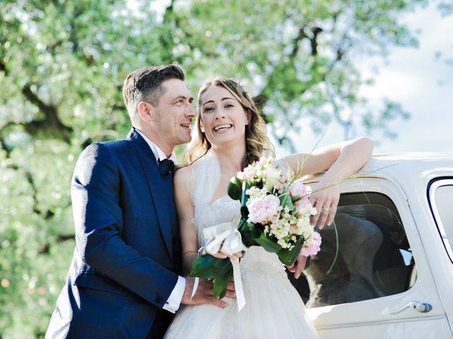 Il matrimonio di Stefano e Valentina a Pieve a Nievole, Pistoia 105