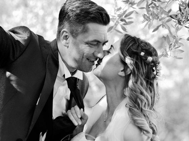 Il matrimonio di Stefano e Valentina a Pieve a Nievole, Pistoia 107