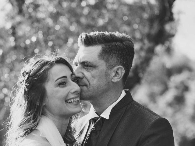 Il matrimonio di Stefano e Valentina a Pieve a Nievole, Pistoia 109
