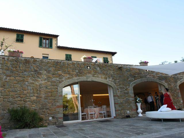 Il matrimonio di Stefano e Valentina a Pieve a Nievole, Pistoia 130