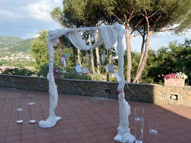 Il matrimonio di Stefano e Valentina a Pieve a Nievole, Pistoia 134