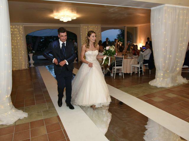 Il matrimonio di Stefano e Valentina a Pieve a Nievole, Pistoia 152