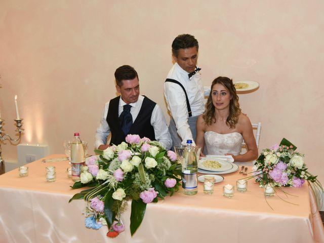 Il matrimonio di Stefano e Valentina a Pieve a Nievole, Pistoia 153