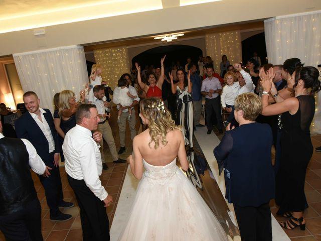 Il matrimonio di Stefano e Valentina a Pieve a Nievole, Pistoia 171