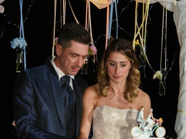 Il matrimonio di Stefano e Valentina a Pieve a Nievole, Pistoia 183