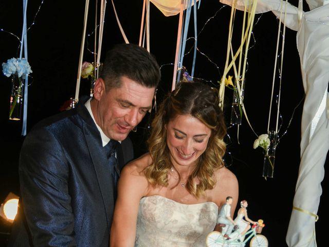 Il matrimonio di Stefano e Valentina a Pieve a Nievole, Pistoia 184