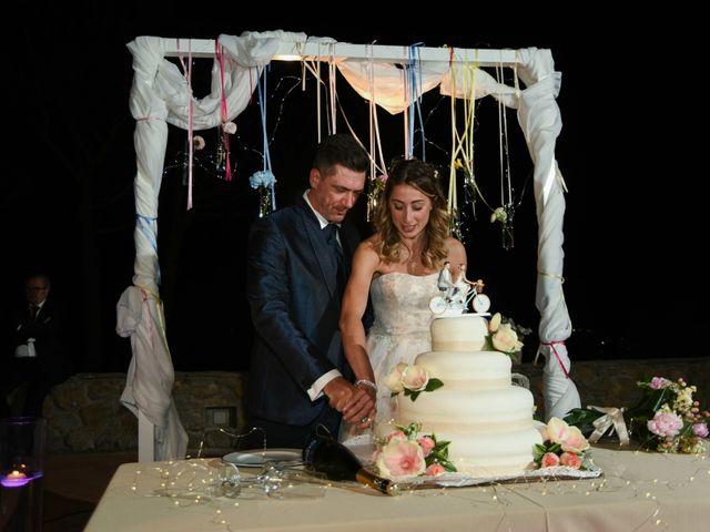 Il matrimonio di Stefano e Valentina a Pieve a Nievole, Pistoia 185