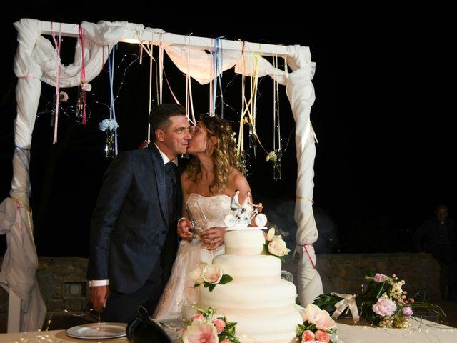 Il matrimonio di Stefano e Valentina a Pieve a Nievole, Pistoia 186